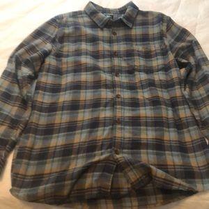 O'NEILL flannel shirt  XL